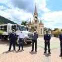 San Pablo de Borbur recibió primer vehículo compactador de basuras