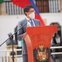 """""""Lo bueno que le sucede a Tunja lo celebra todo un departamento"""", Gobernador Ramiro Barragán durante los actos conmemorativos de los 481 de la capital boyacense"""