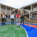 La Institución Educativa Técnica ´San Luis de Garagoa' es una realidad. Gobernación Barragán sigue construyendo sobre lo construido
