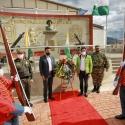 Gobernador de Boyacá participó en la conmemoración de un año más del natalicio de Pedro Pascasio Martínez, en el municipio de Belén