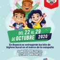Inicia la entrega de kit de salud bucal y lavado de manos a más de 7 mil niños y niñas boyacenses, gracias al programa ´Sonrisas Brillantes, Futuros Brillantes´