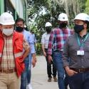 Boyacá avanza en la construcción de obras de infraestructura educativa de la provincia de Ricaurte