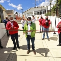 Gobernador inauguró tres importantes obras para comunidad de Turmequé