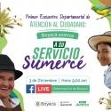 Gobernador de Boyacá invita al Primer Encuentro Departamental de Atención al Ciudadano