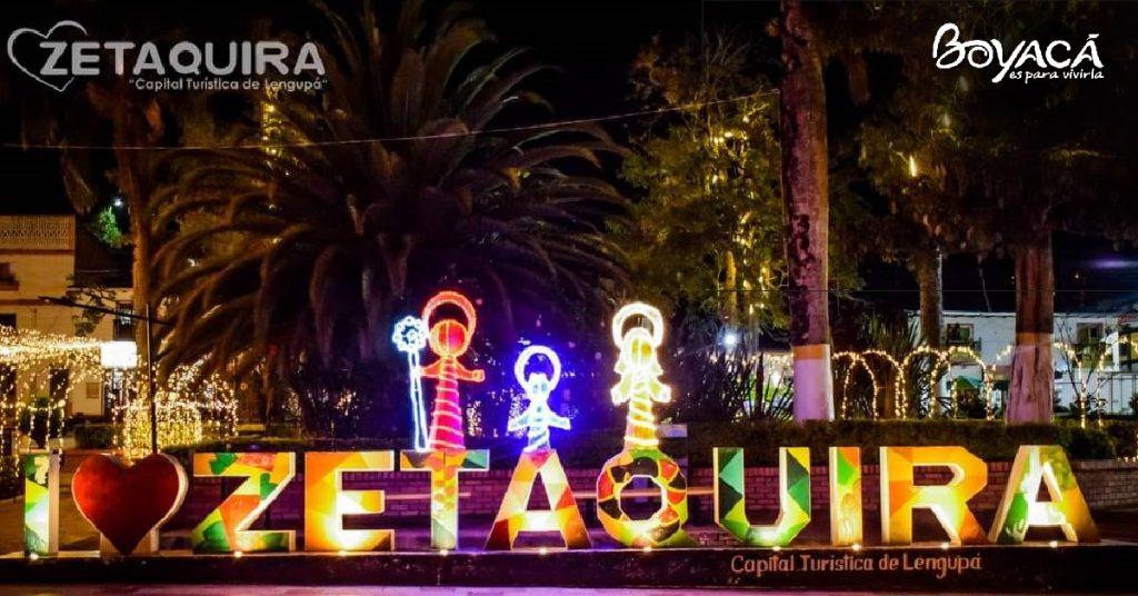 Foto. Alcaldía de Zetaquira