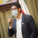Gobernador Ramiro Barragán determinó el Toque de Queda durante el fin y comienzo de año