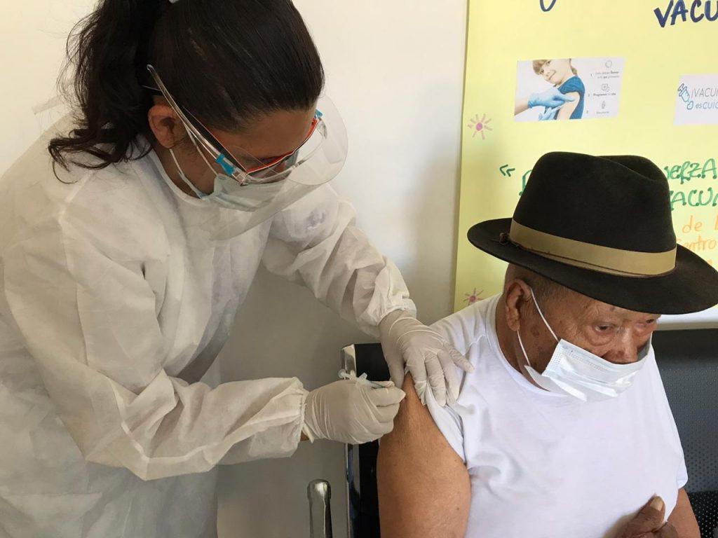 Foto: Programa Ampliado de Inmunizaciones - Secretaría de Salud