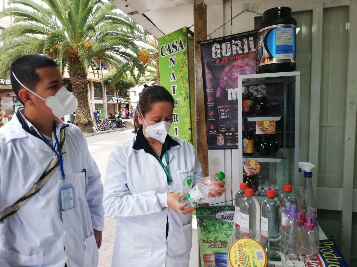 Foto: Programa de Control de Medicamentos - Secretaría de Salud