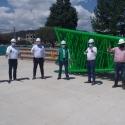 Administración departamental y municipal realizaron jornada de seguimiento a obras de adecuación y mejoramiento de espacios públicos en Sogamoso
