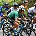 Luis Daniel Zea, en el Top 10 de la general de la Vuelta de la Juventud