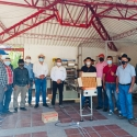 Gobierno de Boyacá realizó entrega de moderna maquinaria para el sector panelero