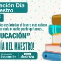 Gobernación de Boyacá y su Secretaría de Educación realizarán el Gran Homenaje a los maestros en su día