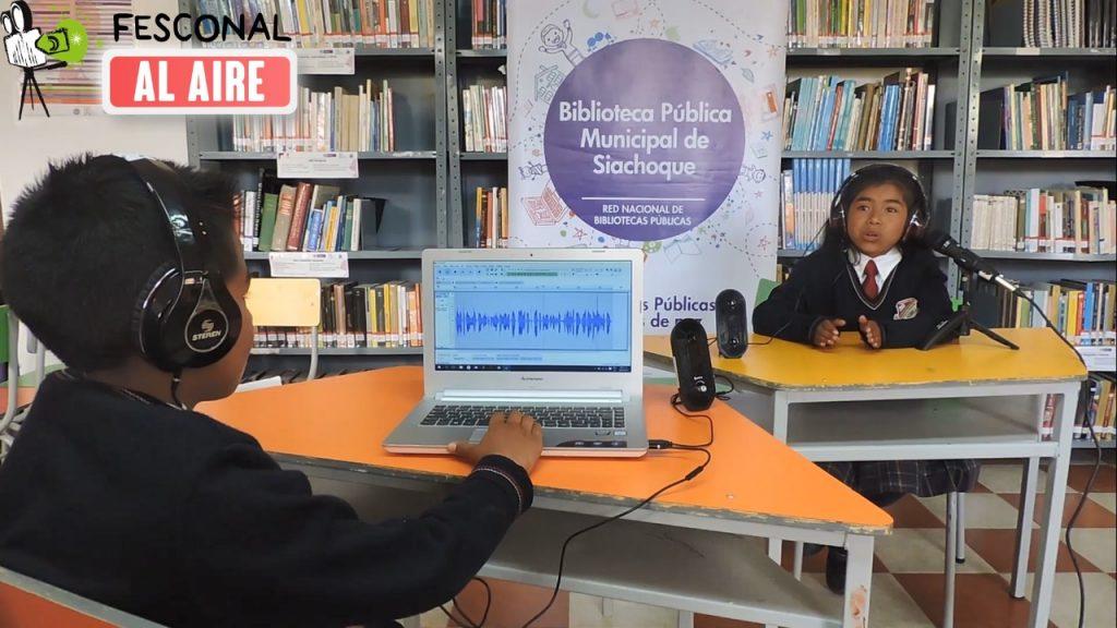 Festival Escolar Nacional Audiovisual, una iniciativa que suena por Boyacá 95.6 FM