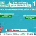 La Provincia de La Libertad es el próximo destino del Pacto ÉticoxBoyacá 2.0
