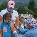 68.525 niños menores de 11 años faltan por vacunar contra el sarampión y la rubéola en Boyacá