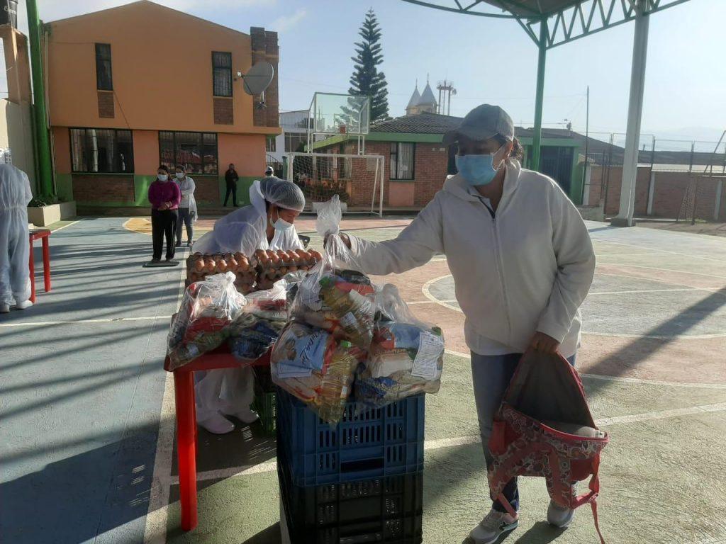 Gobierno Barragán Adame tiene garantizado el suministro de Alimentación Escolar para los estudiantes del departamento