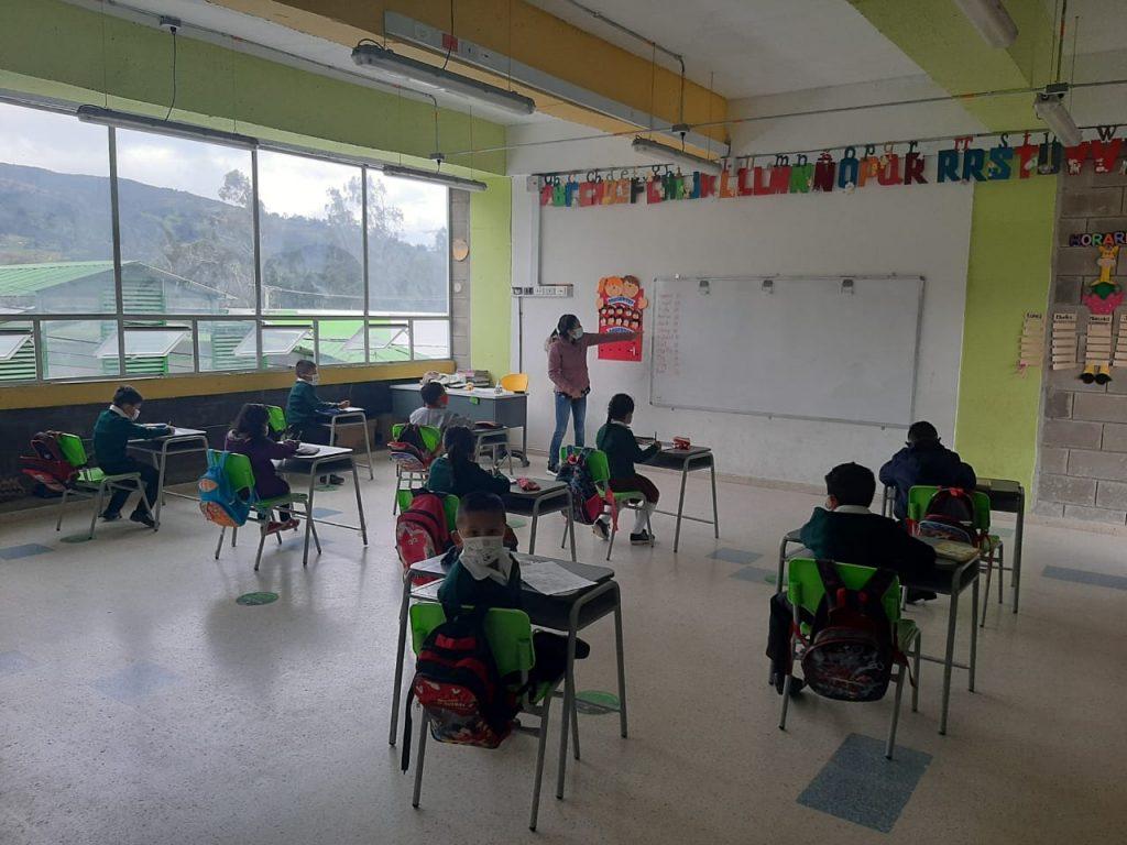 Secretaría de Educación dio a conocer orientaciones adicionales sobre el retorno a la presencialidad