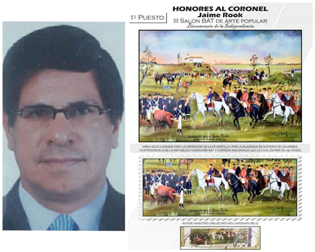 La obra ganadora del III Salón BAT de Arte Popular es de autoría del maestro boyacense, Carlos Arturo Cárdenas