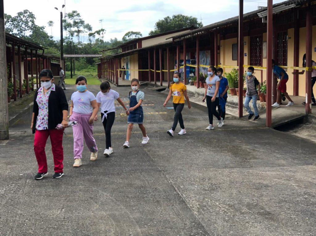 Secretaria encargada presenta balance de regreso a la presencialidad en las instituciones educativas de Boyacá