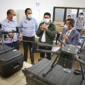 Gobierno de Boyacá entregó equipos de última tecnología en el marco de la estrategia 'Boyacá se adapta al cambio climático'