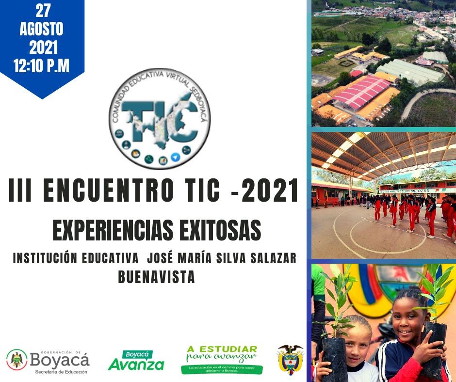 Buenavista será el municipio anfitrión del Tercer Encuentro TIC del 2021