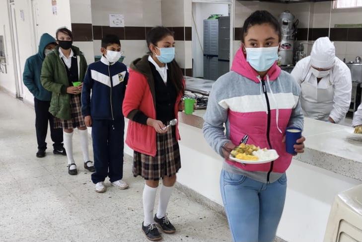 Gobernación continúa redoblando esfuerzos para garantizar el suministro de alimentación escolar en Boyacá