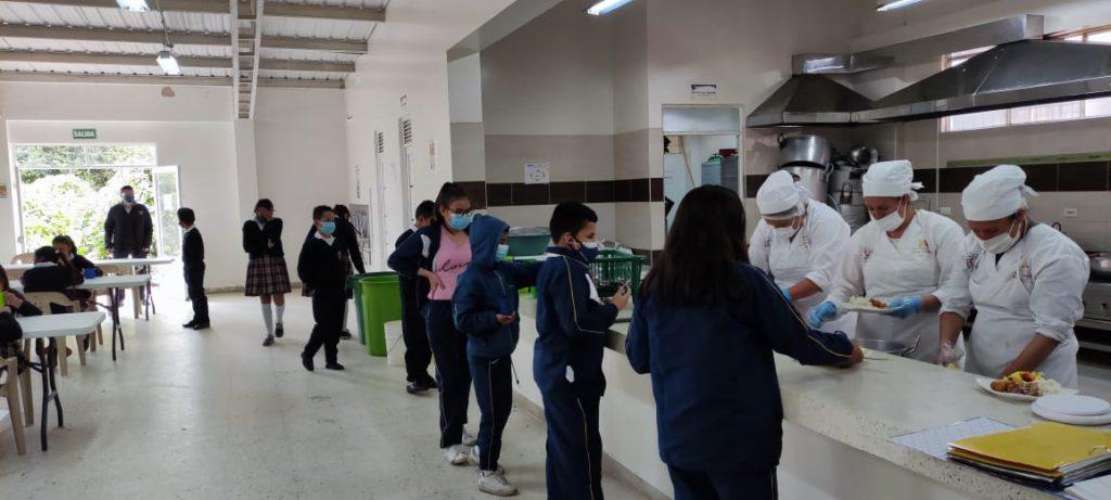 Secretaría de Educación de Boyacá da a conocer orientaciones para la Ejecución del Programa de Alimentación Escolar