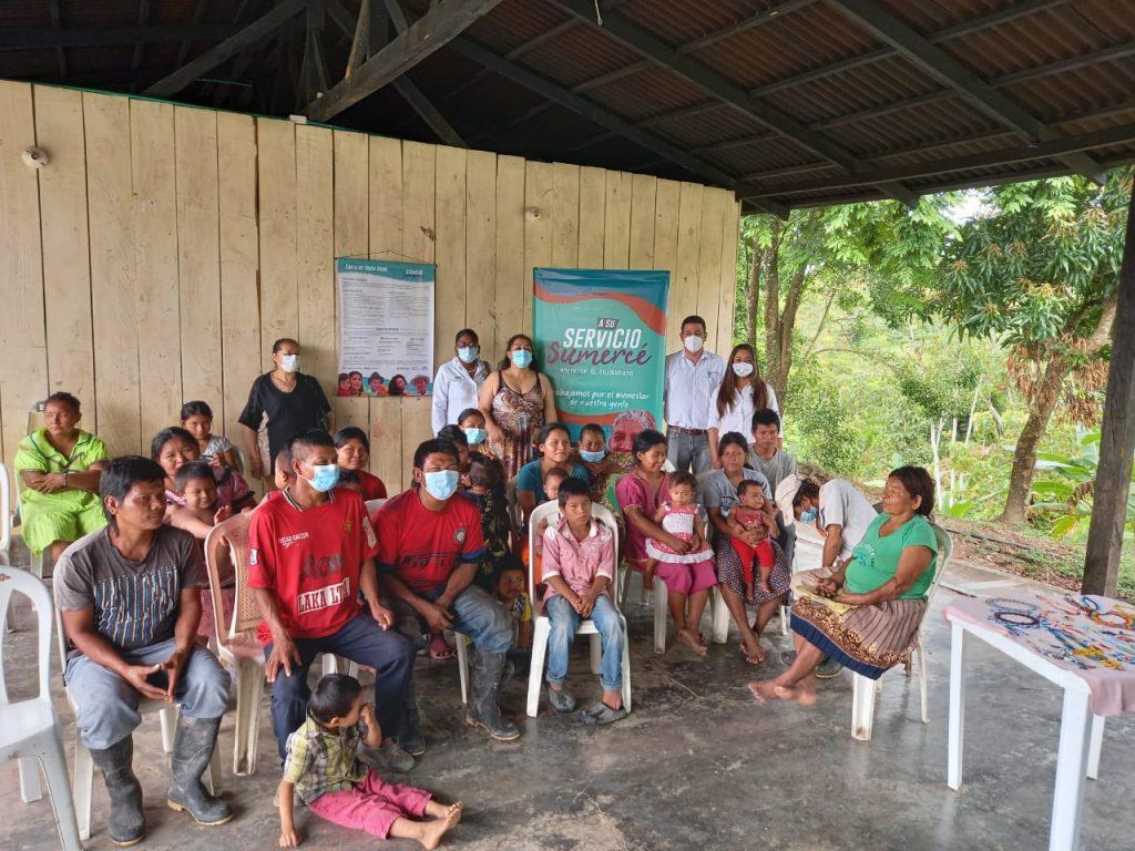Comunidad indígena de Puerto Boyacá avanza en la traducción de la Carta del Trato Digno