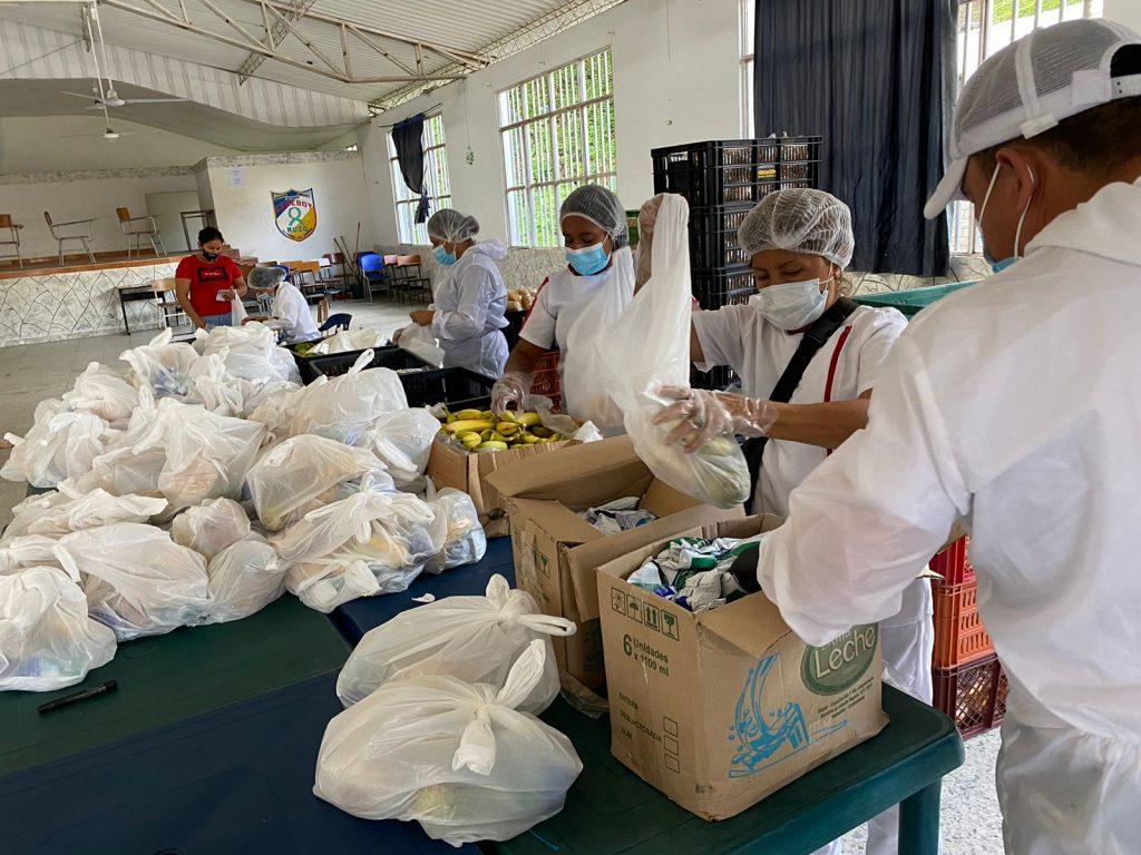 Efectivo trabajo interinstitucional impidió entregar alimentos que no cumplían con condiciones higiénico-sanitarias apropiadas a estudiantes de Boyacá
