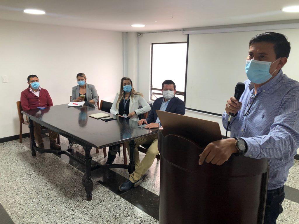Subdirector del Programa de Alimentación Escolar -PAE- explicó las incidencias del Programa luego de comenzar con la entrega de la Ración Industrializada en Chiquinquirá