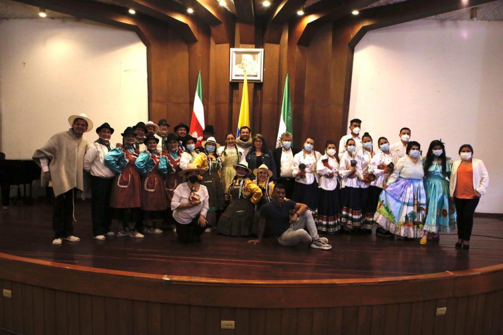 Boyacá participará con danza y narración oral en los Juegos Nacionales del Magisterio 2021