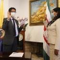 Isabel Alfonso Cómbita es la nueva Secretaria de Educación de Boyacá