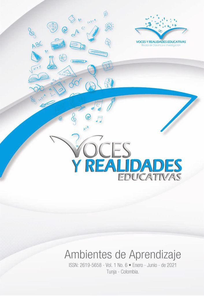 La Revista Voces y Realidades lanzará su quinta edición titulada: 'Ambientes de Aprendizaje'