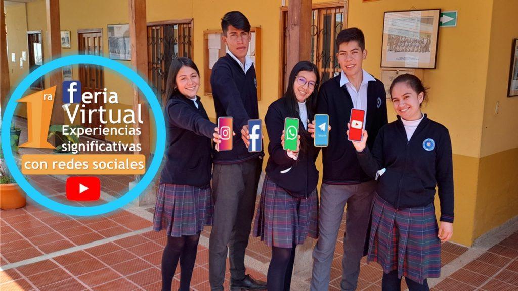 Secretaría de Educación invita a la Primera Feria Virtual de Experiencias Significativas con Redes Sociales